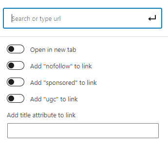 How To Add a Link In WordPress