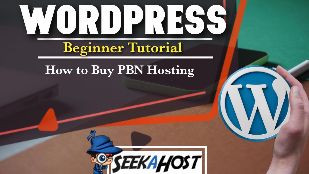 Buy WordPress PBN Hosting