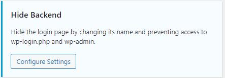 WordPress Security Plugins