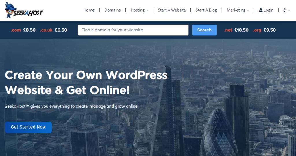 SeekaHost WordPress Security Plugins